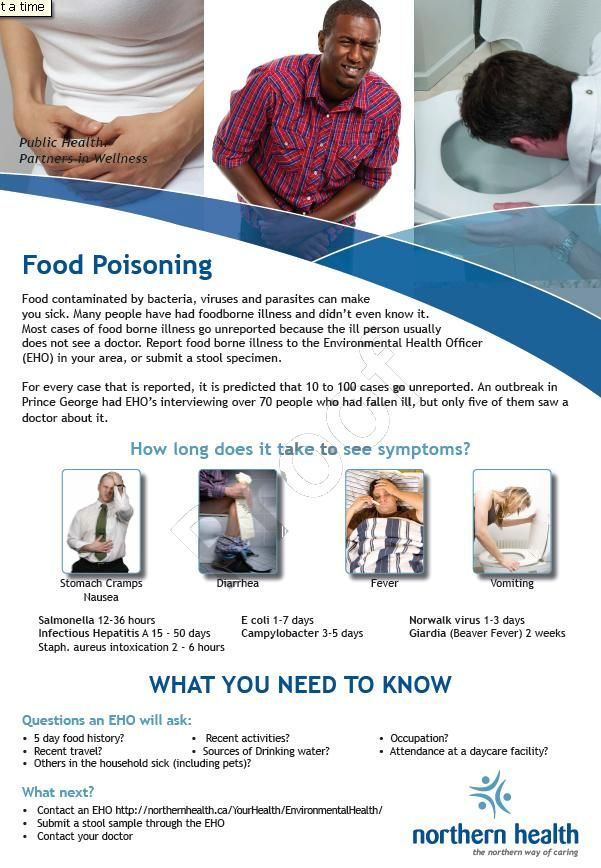 48 best Food Poisoning images on Pinterest Health tips, History - food poisoning duration
