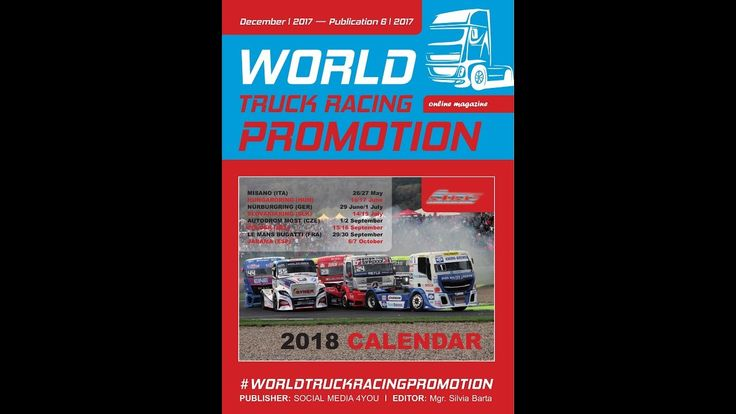 12/2017 World Truck Racing Promotion