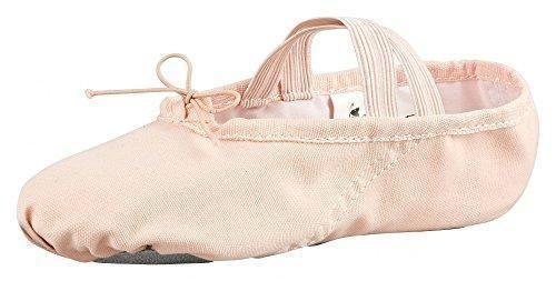 Oferta: 14.9€. Comprar Ofertas de Zapatillas de ballet - Lino, suela entera de cuero - Rosa albaricoque - Talla: 31 barato. ¡Mira las ofertas!