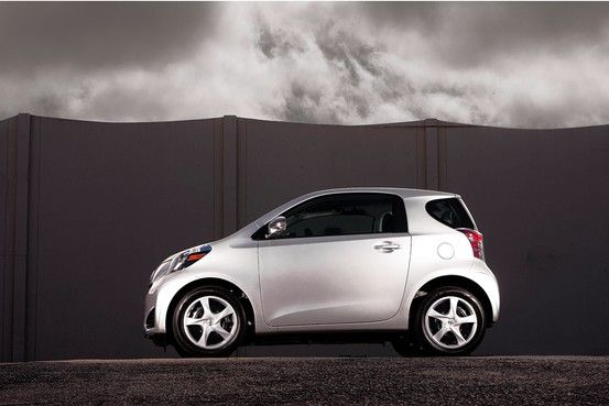 Scion iQ: Slow, Whiny, Tiny—but Great to ParkIcons Scion, 2013 Scion, Scion Iq, Strict Scion, Efficiency Cars, Wsj Cars, Iq Scion, Unsort Cars, Electric Cars