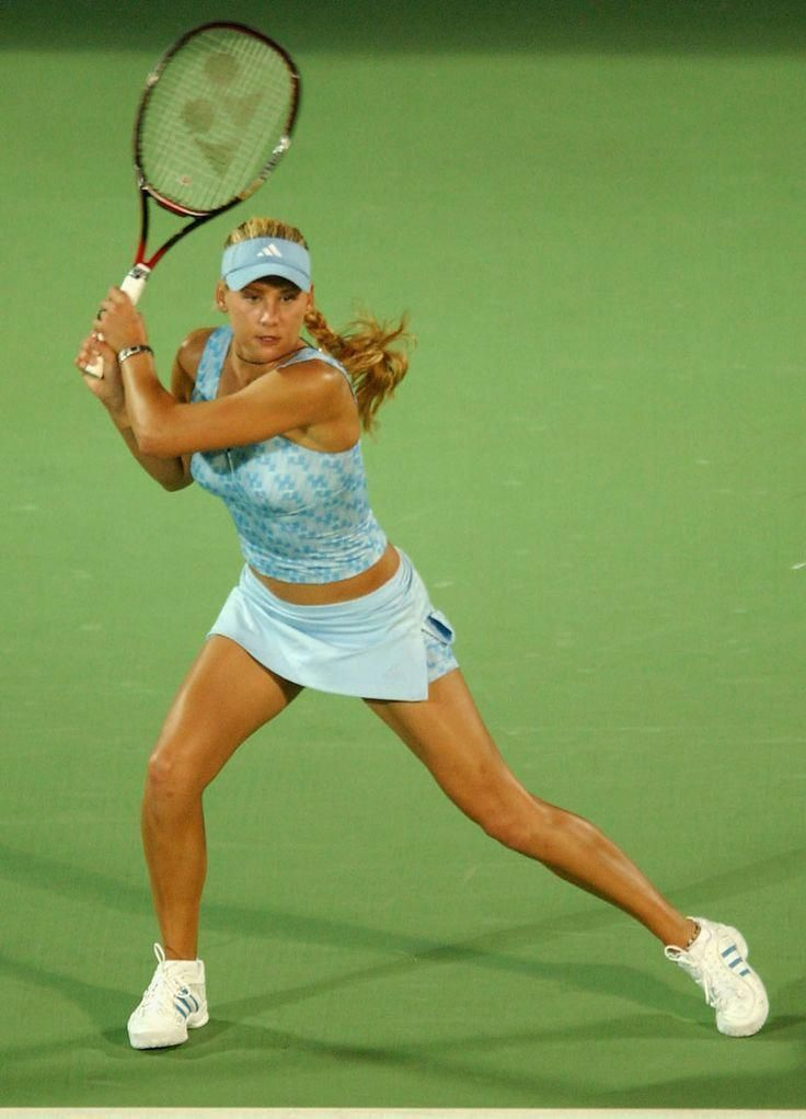 Tennisspielerin