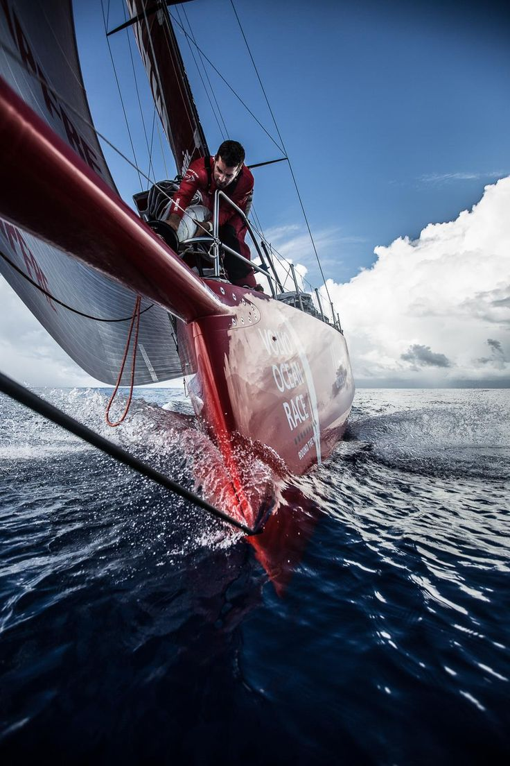 Volvo Ocean Race   Team MAPFRE