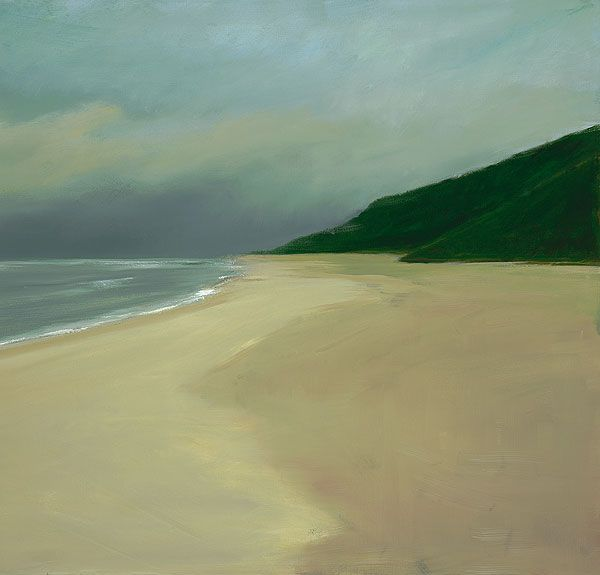 """""""Shoreline"""", gallery has one left, but edition is SOLD OUT, Limited Edition giclee on canvas, 40x40"""""""