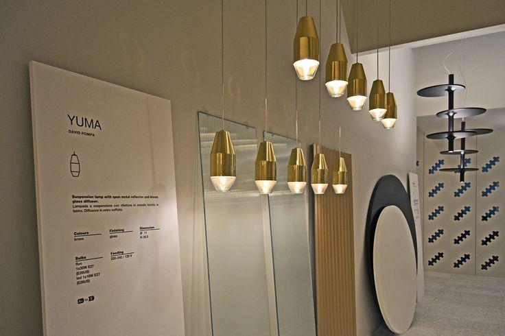 YUMA_Design David Pompa, 2017 VICTORIA_Design Saggia & Sommella, 2017