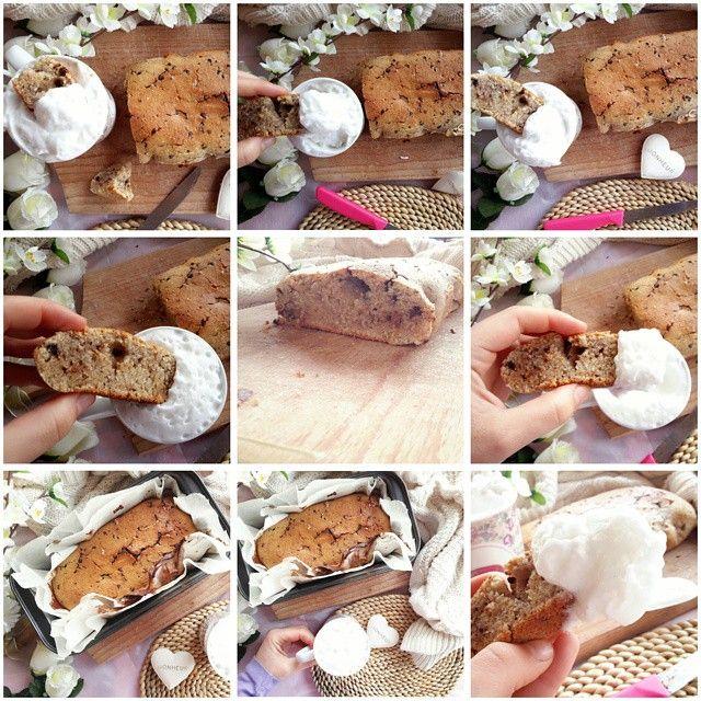 """""""~ Plumcake ~ con farina integrale , di farro e di grano saraceno ~ con yogurt #coconutavocadorecipe #cakecoconutavocado #yummy Vi dico soltanto che a…"""""""