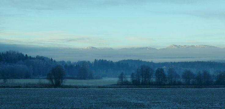 Den blå timen på Gvarv 19.12.16 kl 14