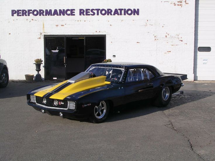 Turbo Camaro For Sale >> Spiro Pappas twin turbo Camaro with a modified cowl induction hood | Wicked Cool Cowl Induction ...