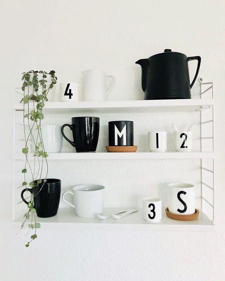 81 besten interior mit buchstaben bilder auf pinterest. Black Bedroom Furniture Sets. Home Design Ideas