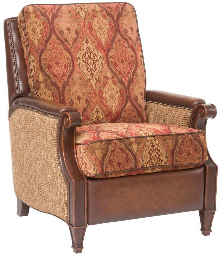 Seven Seas Seating - Reclining Chairs Recliner Chair by Hooker Furniture at Baer's Furniture