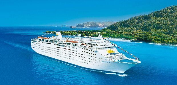 Vanuatu & New Caledonia | P & O Cruise