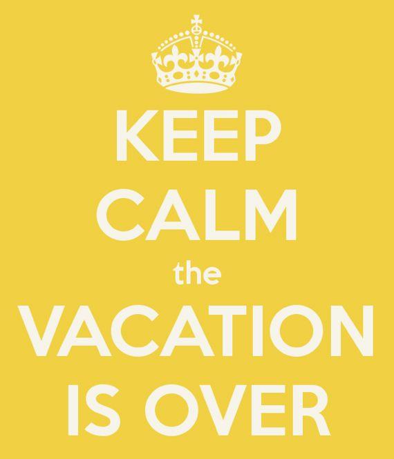 Ταχτοποιώντας το χάος των διακοπών! #GalsnGuys #vacationisover GalsnGuys.gr