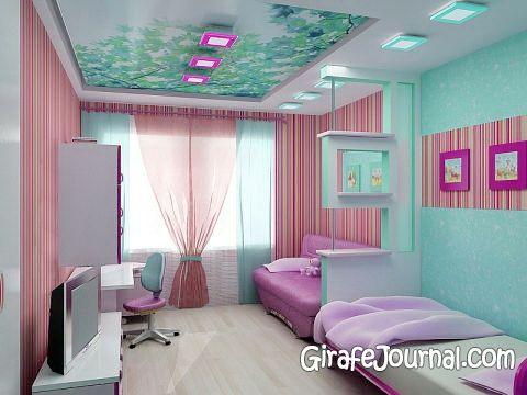 Дизайн детских комнат для разнополых детей