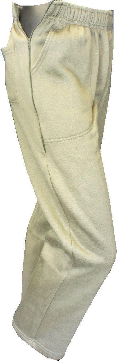 Sz SmXL Side Open Zip Pants Adaptive clothing  by DressWithEase, $28.00