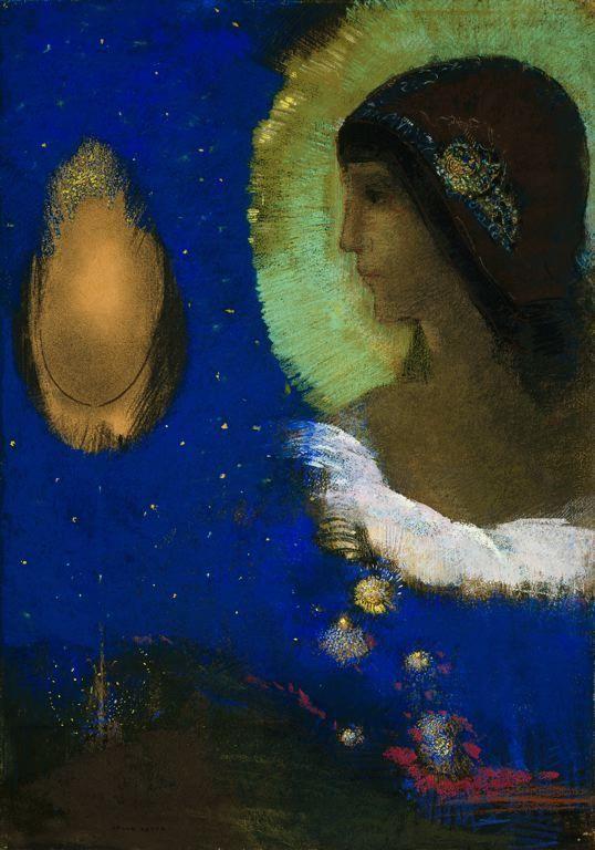 Sita, par Odilon Redon