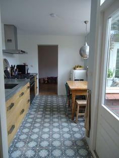 vloertegel keuken - Google zoeken