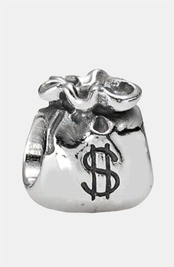 PANDORA Money Bag Charm available at #Nordstrom