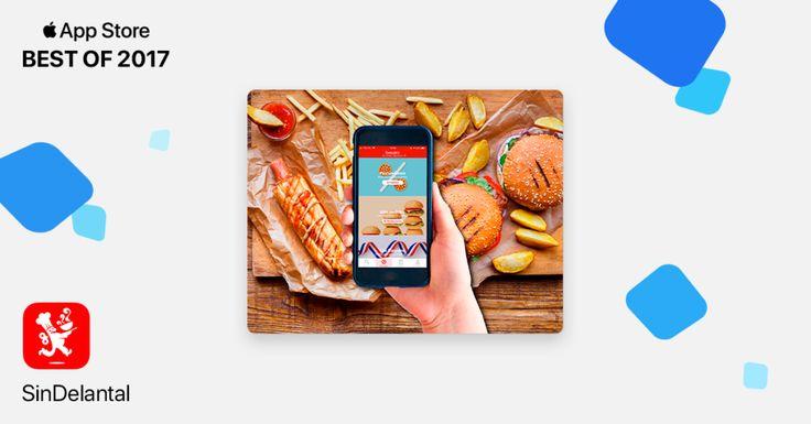 "SinDelantal en ""Lo Mejor de 2017 en App Store"" - https://webadictos.com/2018/01/05/sindelantal-en-lo-mejor-de-2017-en-app-store/"