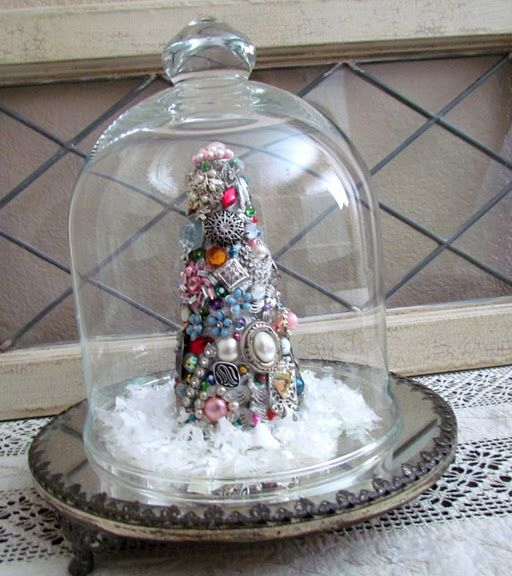 Jewel Christmas Tree Decorations: 25+ Best Ideas About Jeweled Christmas Trees On Pinterest