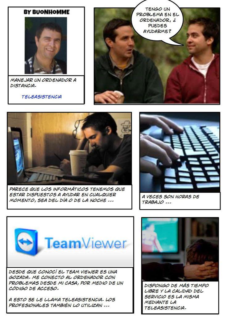 TeamViewer, Teleasistencia