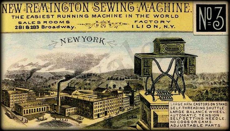 Remington sales, 281 & 283 Broadway New York