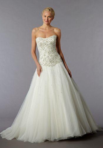 Alita Graham Wedding Dresses - The Knot #wedding #dress #gown #bride #bridal