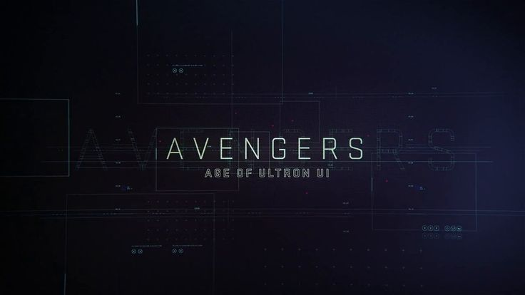 Avengers - Age of Ultron UI Reel | Designer: Territory Studio | Credits: Creative Director: David Sheldon-Hicks, Producer: Sam Hart, Motion Designers: Peter Eszenyi, Nik 'nikill' Hill, Daniel Højlund, Ryan Rafferty-Phelan, Marti Romances, Yugen Blake, Ernesto Porto, Alasdair Willson