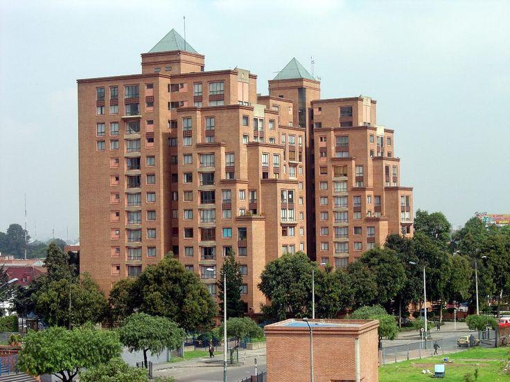Edificios Residenciales en el Barrio Teusaquillo, Bogotá - SkyscraperCity