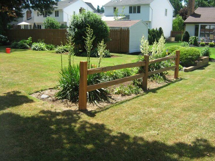 450 best Backyard Idea images on Pinterest | Backyard ... on Split Garden Ideas id=18591