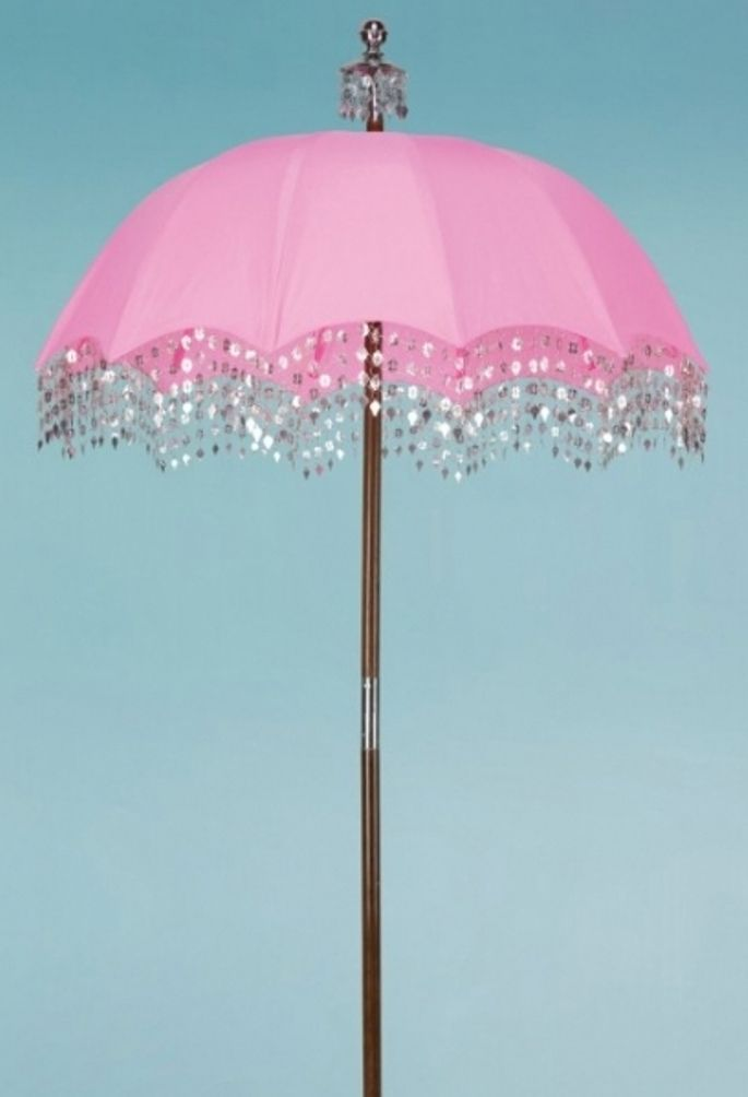 Pink Raj Parasol / Shades of India