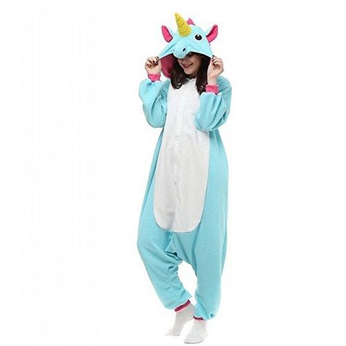 Unicorn Pajamas suitable for 10-13 year old girls. Tween girl birthday gift ideas.