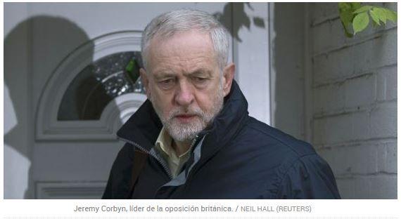 Mi blog de noticias: Corbyn da libertad de voto al laborismo sobre el c...