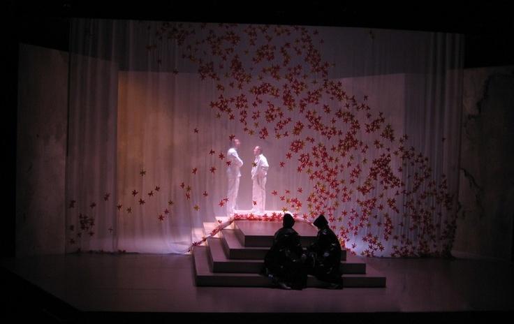 adam wiltshire theatre design - Much Ado About Nothing
