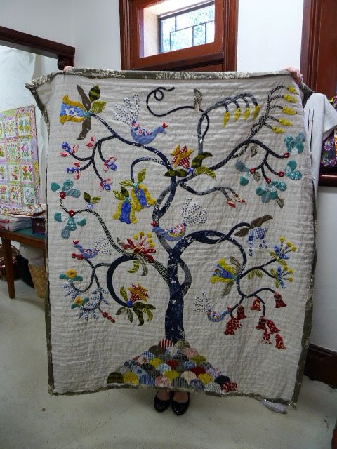 36 Best Tree Of Life Quilts Images On Pinterest Tree Of