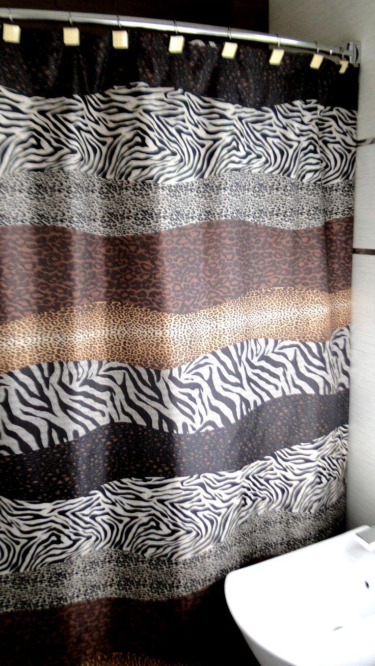 78 best images about decor shower curtain rideau de for Bathroom decor nairobi