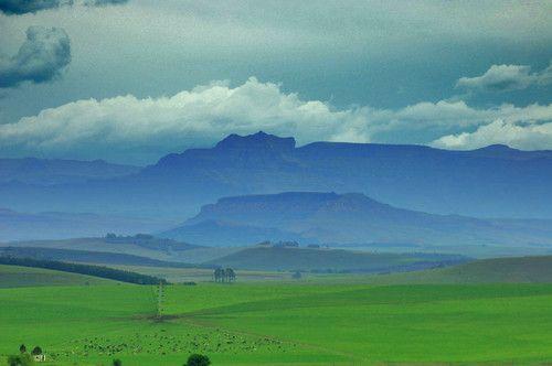 Mooi River, KwaZulu/Natal, South Africa by J. Adamson. More travel wanderlust along the Midlands Meander: www.midlandsmeander.co.za