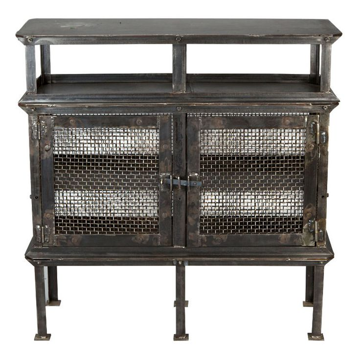 unique industrial furniture. Industrial French Mesh Cabinet 1920s FurnitureSteel FurnitureUnique Unique Furniture E