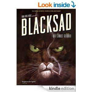 Amazon.com: Blacksad eBook: Juan Diaz Canales, Juanjo Guarnido: Kindle Store