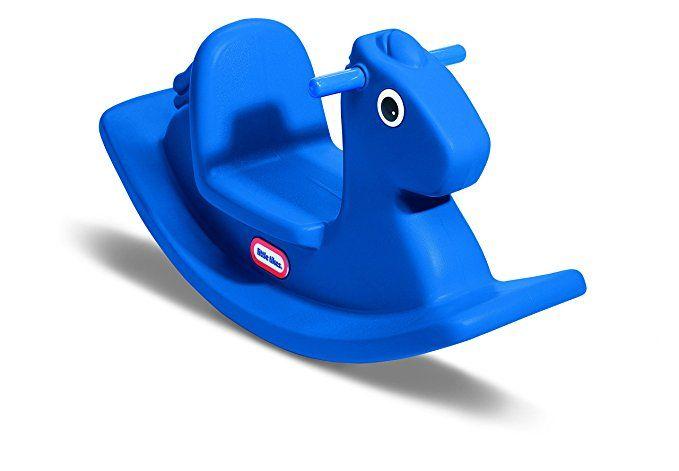 Little Tikes Rocking Horse Magenta | Kids rocking horse