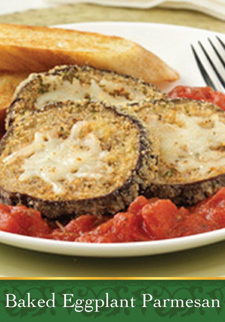 Classic Eggplant Parmigiana Recipe — Dishmaps