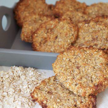Healthy snacks - cookies