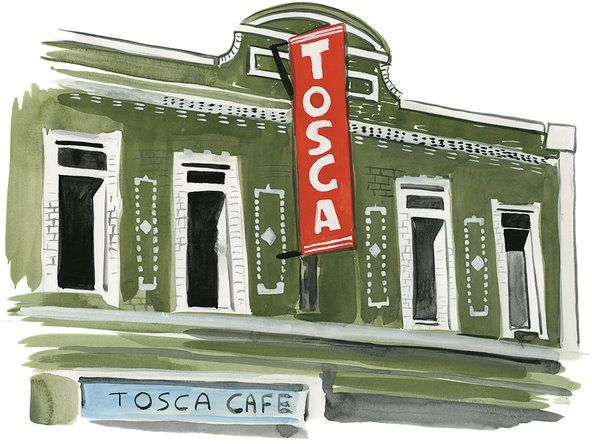 Tosca/By Design | A Second Act for a Legendary San Francisco Watering Hole - NYTimes.com