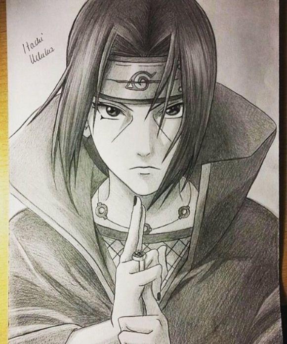 Itachi Uchiha Art By Arteyata Twitter Naruto Narutoshippuden Manga Anime Art Drawing Illustration Mangaillustr With Images Naruto Sketch Itachi Uchiha Itachi