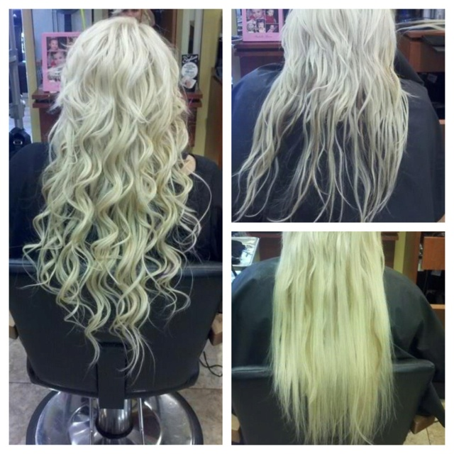 Before And After Hair Extensions Socap Toricaputo
