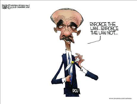 NOT FUNNY - Political Cartoons by Michael Ramirez