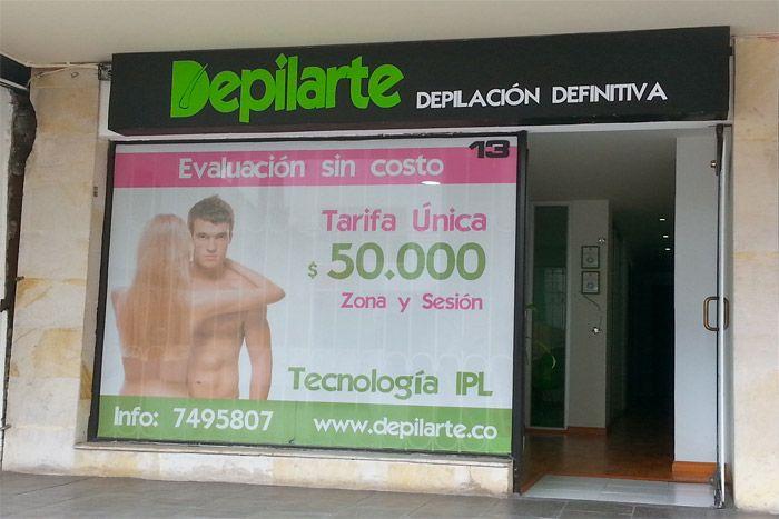 Conoce nuestro centro Depilarte en la Calle 100 de Bogota, Chico