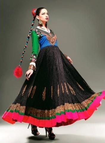 Mohsin Ali Folklori Collection 2013 For Girls 002
