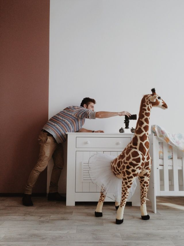 Neutral nursery decor | gmentezi | VSCO Grid™