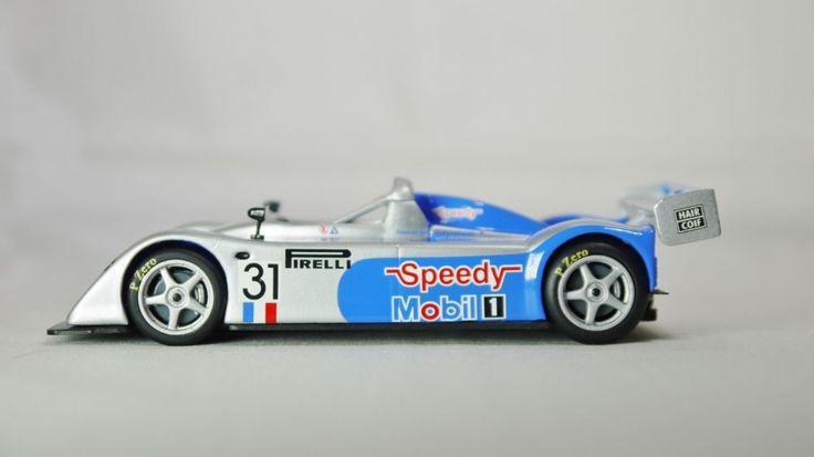 1/43 Spark Model Circuit SCRS01 RILEY & SCOTT MKIII #31 LE MANS 99 Die-cast #Spark #LOLA