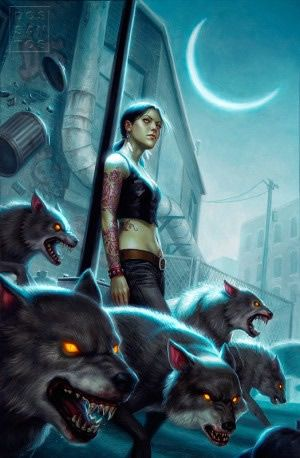 Mercy Thompson - Comic - Patricia Briggs