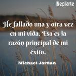 Frase de Emprendimiento de Michael Jordan